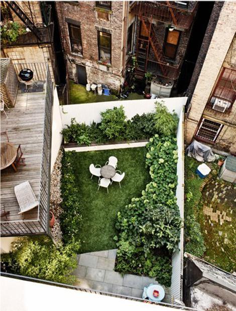 Woonbog balkon terras groen 12