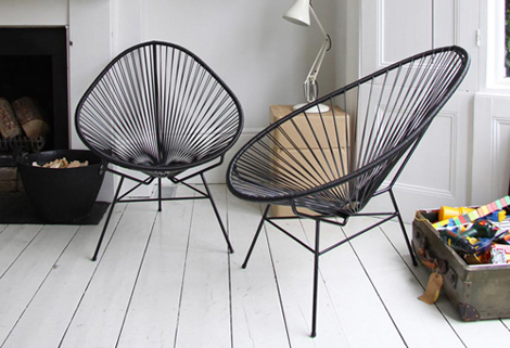 Acapulco chair 25