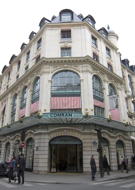 Woonblog parijs conran