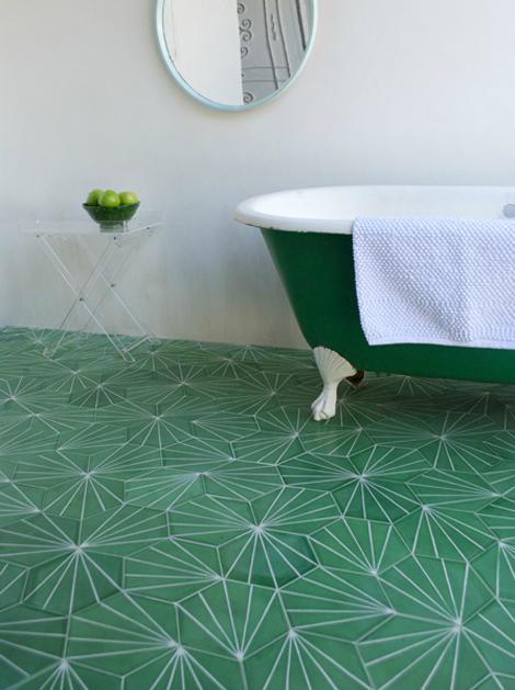 Originele badkamertegels uit stockholm   woonblog