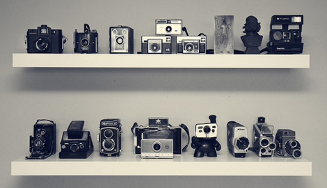 Vintage camera collection 06