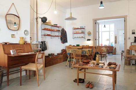 Acht dagen vintage in atelier solarshop woonblog for Goedkoop interieur