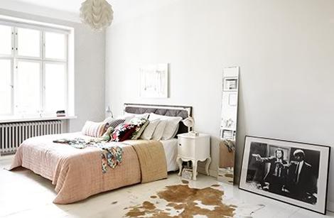 romantische slaapkamers pinterest: slaapkamer grijs roze consenza, Deco ideeën