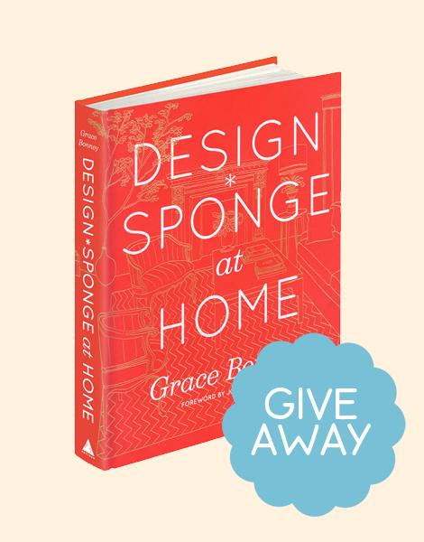Woonblog designsponge book