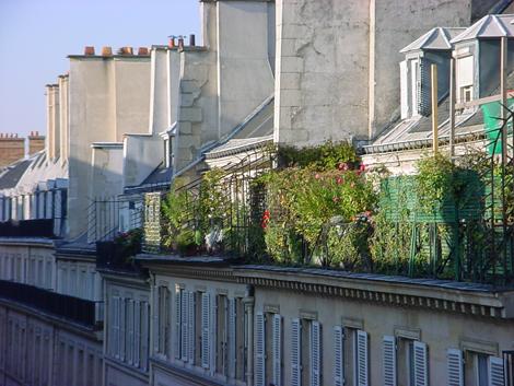 Woonbog balkon terras groen 09