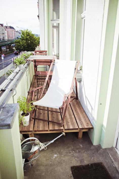 Woonbog balkon terras groen 10