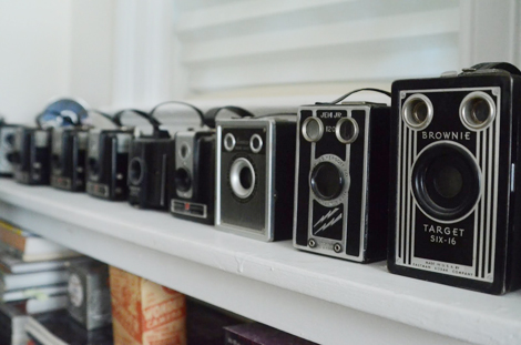 Vintage camera collection 10