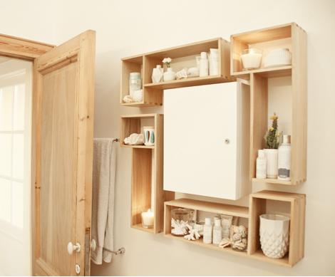 Een nieuwe badkamer voor geen geld - woonblog