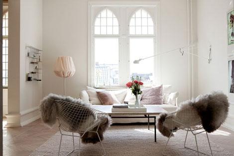 Scandinavisch Appartement Inspiratie : Scandinavische puurheid met parijse flair woonblog