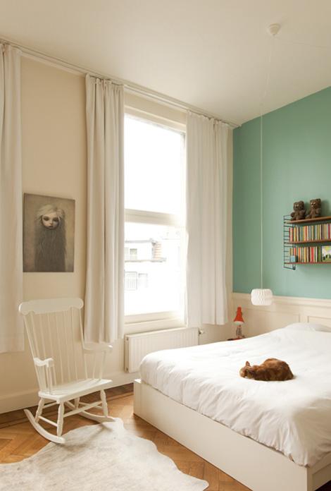 Ons appartement de slaapkamer woonblog - Verf kleur keuzes voor zitplaatsen ...