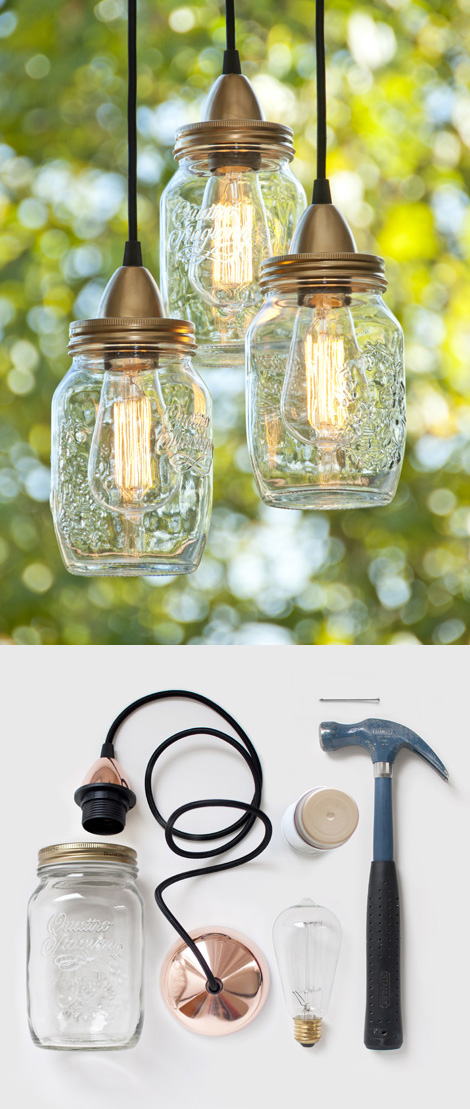 Woonblog bokaallamp DIY