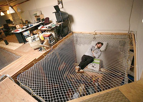 Hammock floor net 01