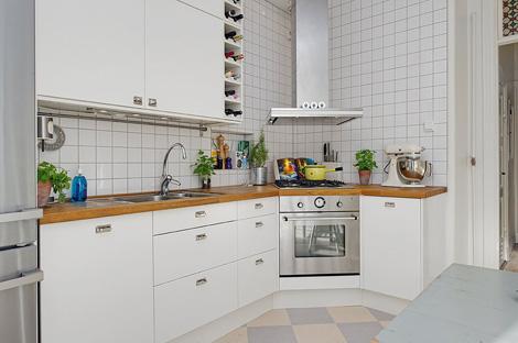 Appartement scandinavisch interieur 01