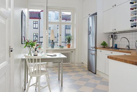 Keuken Interieur Scandinavisch : Woon interieur
