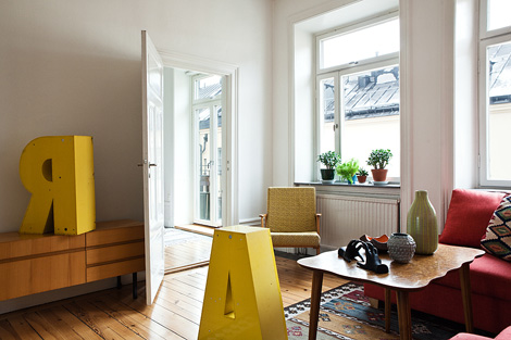 Appartement woonblog 01
