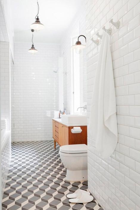 Tijd om de badkamer te renoveren - woonblog