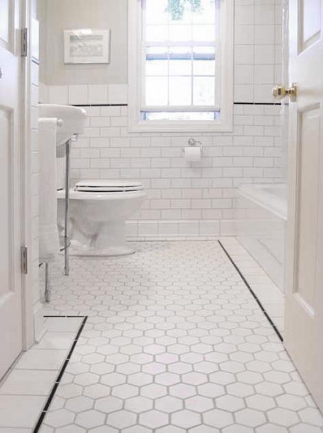 Woonblog maart 2013 - Een mooie badkamer ...