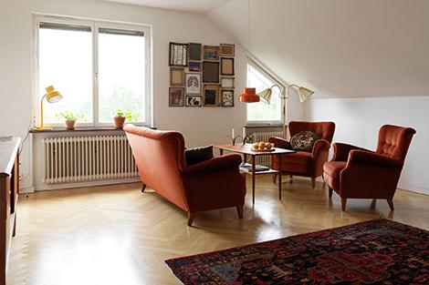 Inrichting Woonkamer Retro: Retro interieur insider.