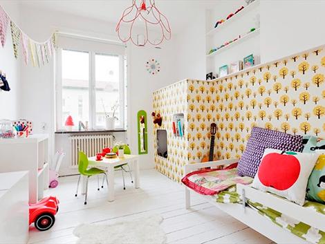Wie heeft er een leuke kinderkamer woonblog - Kinderkamer kleur ...