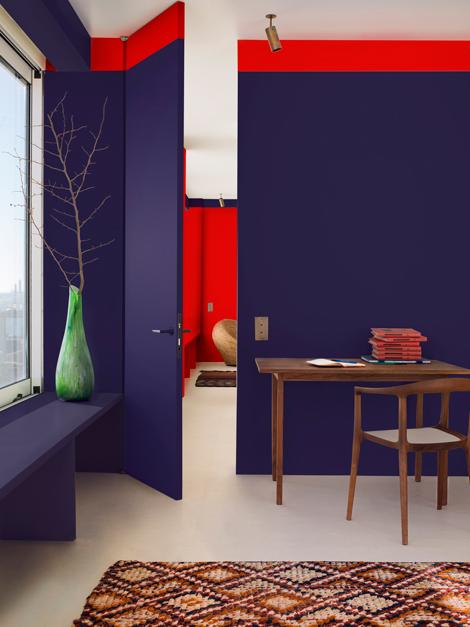 Twee stijlen uit de trendcollectie van levis ambiance for Kleurcombinaties interieur
