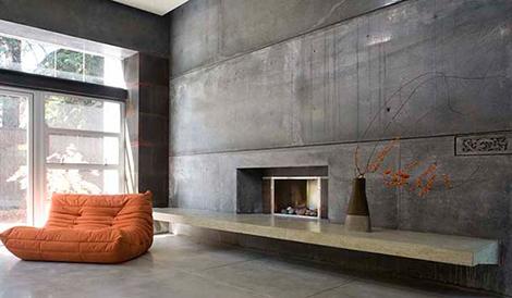 Beton In Interieur : Interieurtrend: beton mag gezien worden woonblog