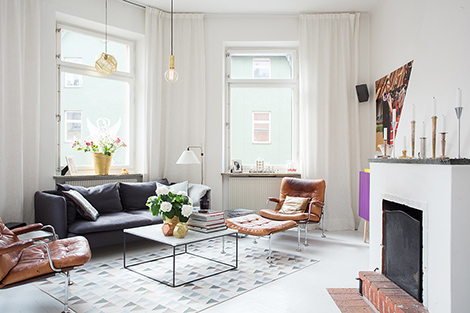 Zweeds Appartementje Met Onze Droomkeuken Gespot Woonblog