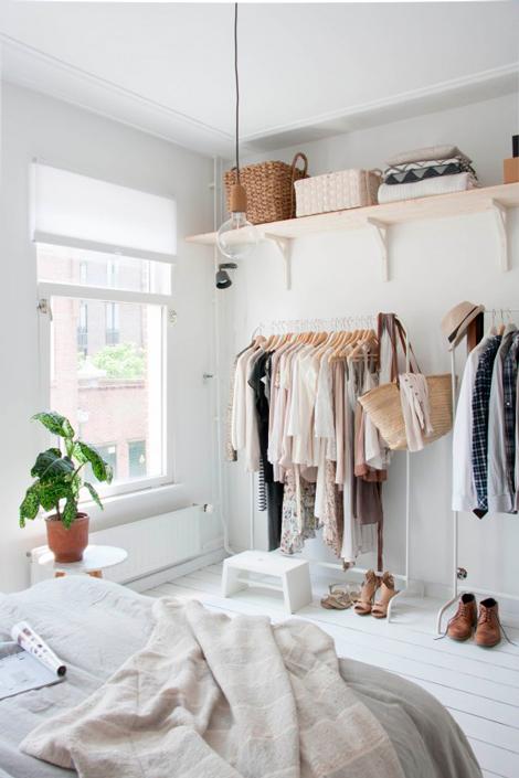 Binnenkijken in een slaapkamer vol prachtige pasteltinten - woonblog