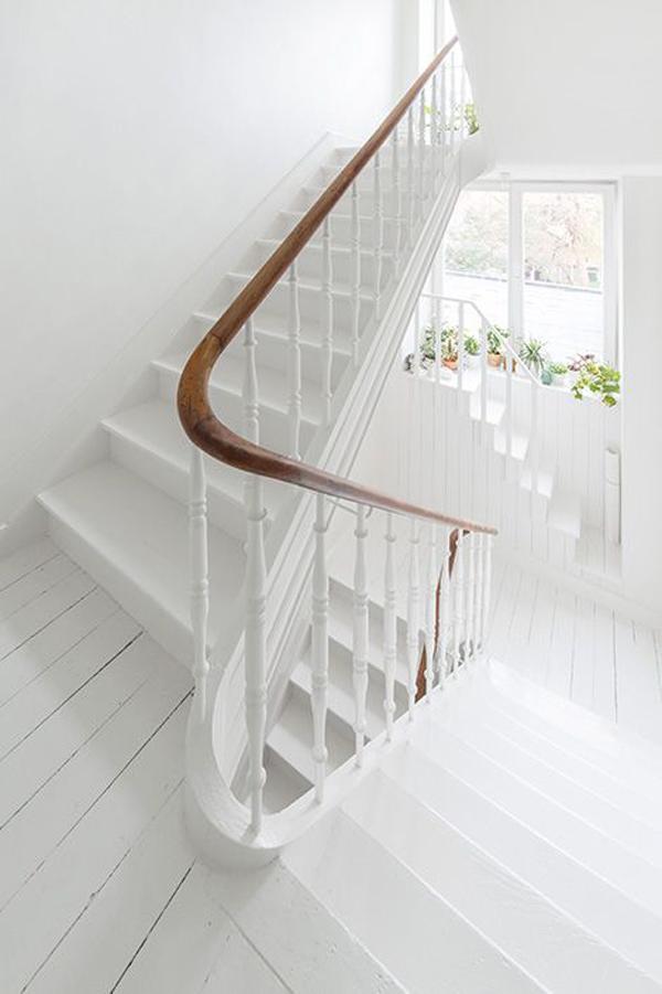 Op zoek naar een nieuwe oude trap woonblog - Renovatie van een houten trap ...