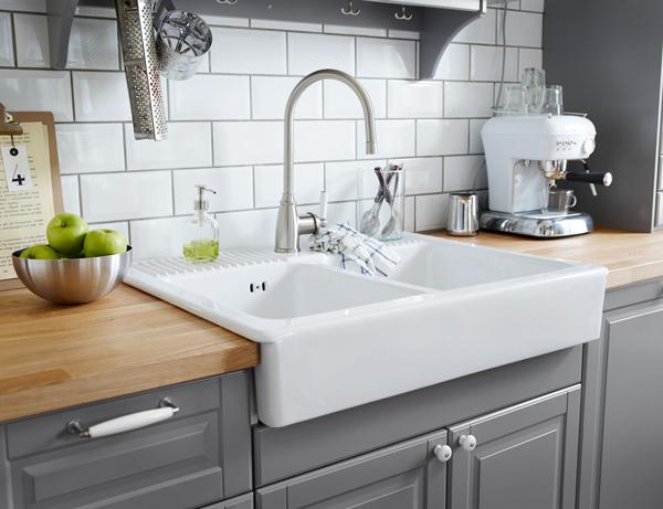 Keuken Grijs Ikea : keuken er al 100 jaar staat en dat is net wat we zelf ook willen