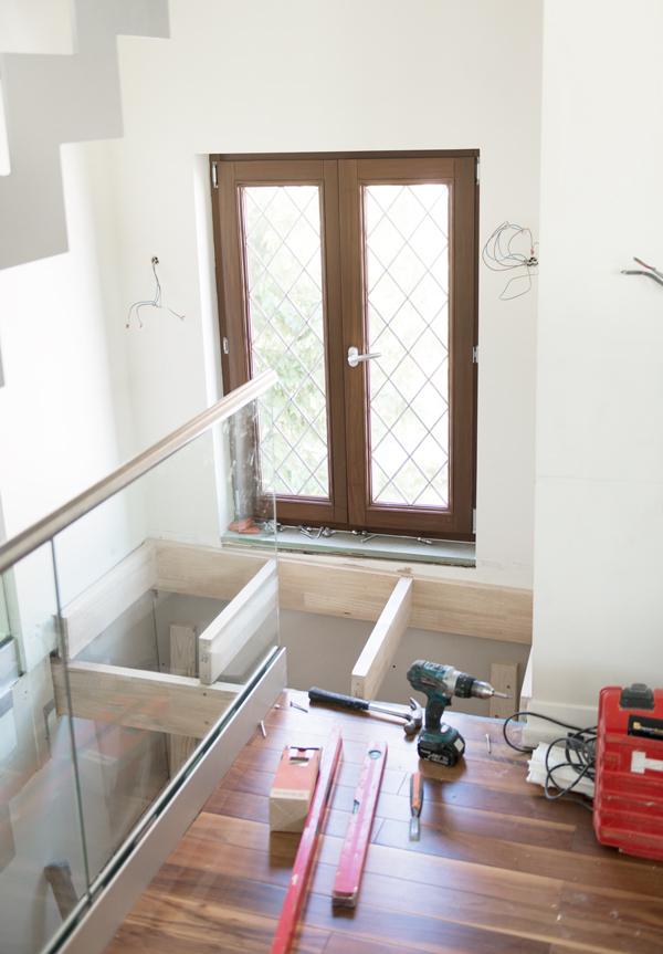 Woonblog renovatie - Renovatie houten trap ...