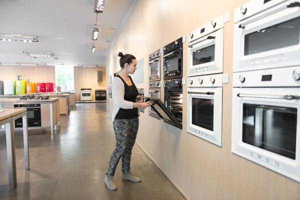 De smeg victoria keukenapparatuur past helemaal in onze nieuwe ...