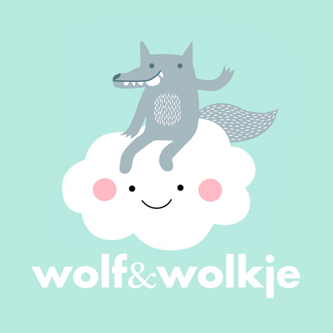 Wolf en wolkje kinderwebshop